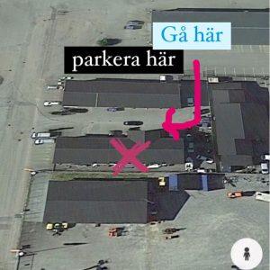 hitta till yoga i Enköping